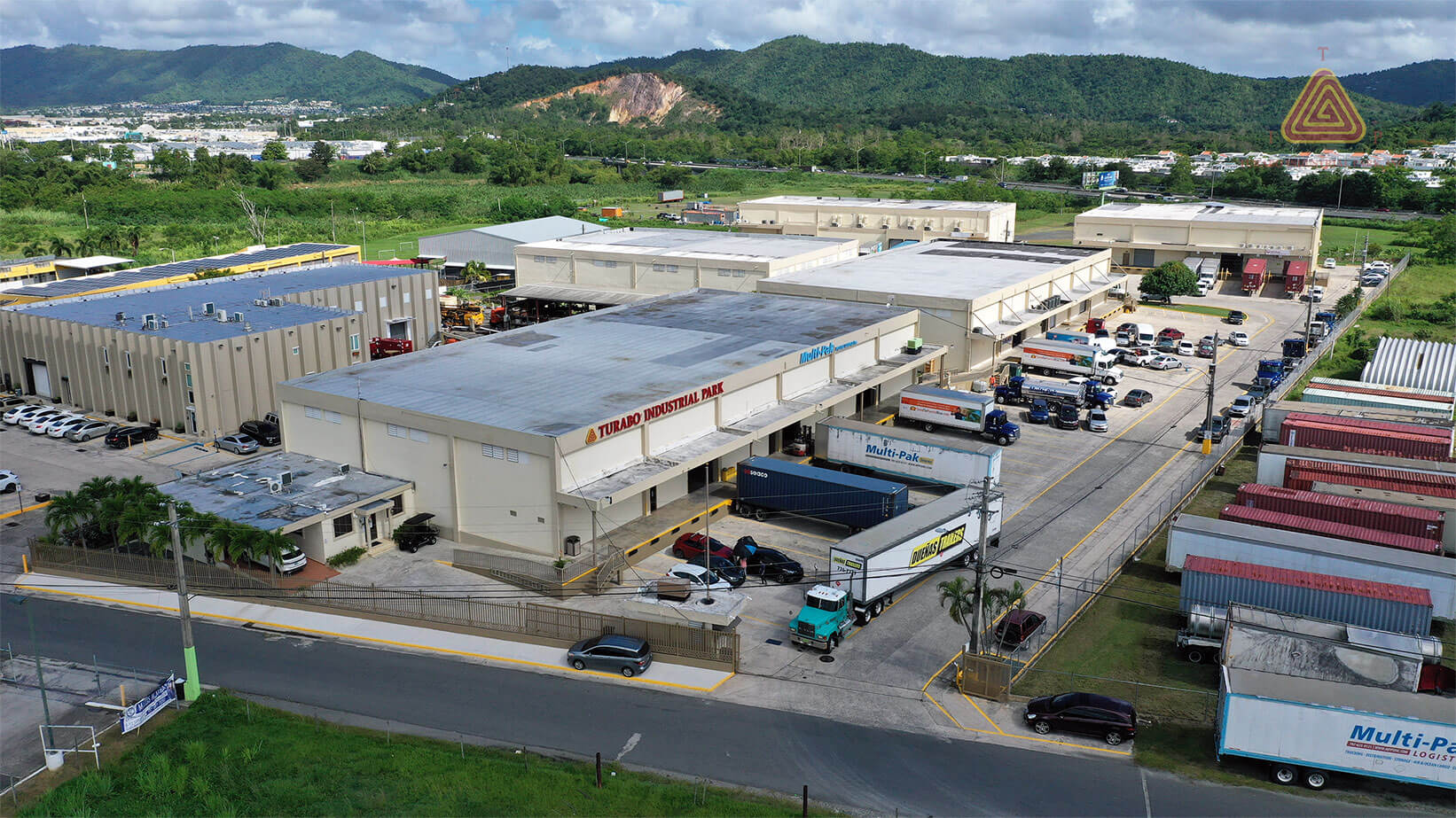 Turabo Industrial Park facilites