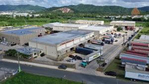 Turabo Industrial Park facilities
